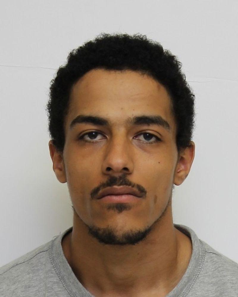 Jru Hoyte, 20, target of 22 Division's