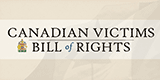 Canadian Victims Bill of Rights graphics