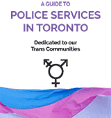 Guide to Police Services for Trans Communities cover page
