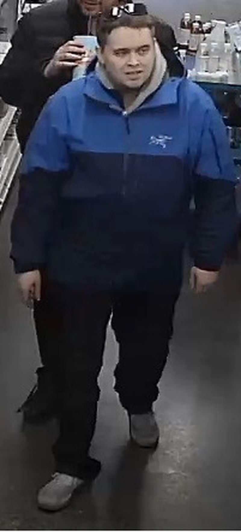 Suspect #2 in Theft Over $5000 investigation